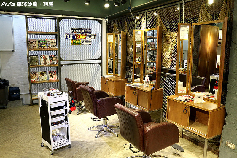 AVIS HAIR SALON 天母店143