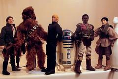 Star Wars 12 inch figures (indianapolisrebel) Tags: vintage star starwars luke return jedi wars custom skywalker vintagetoys indianapolisrebel rebelfigures customlukeskywaker12inchactionfigure