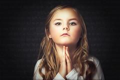 Believe (Le Pitch Photo) Tags: portrait canon studio child lastolite elinchrom studioshoot