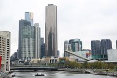 0D6A7331 - Melbourne Skyline (Stephen Baldwin Photography) Tags: bridge water ferry river waterfront australia melbourne victoria yarra refelection
