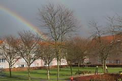 Arc-en-ciel  Kessel-Lo_Belgique_IMG_2477 (Hlne (HLB)) Tags: sky leuven rainbow ciel pas enfant parc loin arcenciel flandres jeux kessello flamand brabat rsor