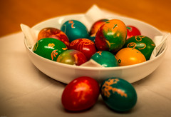 Easter Eggs April 2016 (Bandit Photography Pudsey) Tags: food color colour easter candy bright traditional religion indoor holy eggs tradition bulgarian  eastereggsreligionholytraditionaltraditioncolourcolorbulgarian