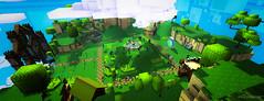 Hub (brian.mwit) Tags: games videogames 8bit gamephotography gw2 guildwars2 minecraft superadventurebox gw2sab