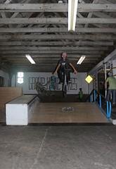 tuck at 5050 (5050 Skatepark) Tags: new york city nyc island bmx scooter skatepark 5050 staten
