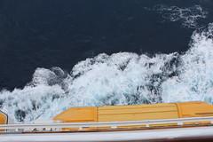 On the Boat (Chiara Di Cristofalo) Tags: sea costa white photography boat photo mare ship picture pic spuma nave acqua bianco crociera oceano schiuma scialuppa protographer fascinosa costafascinosa