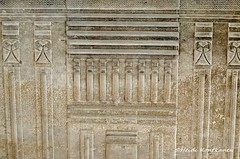 Palace Facade on a Sarcophagus (konde) Tags: sarcophagus oldkingdom