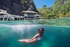**** (toma_paul) Tags: travel girl canon island paradise underwater sony philippines exotic housing 28 elnido underwaterphotography miniloc 14mm a7ii outex vsco
