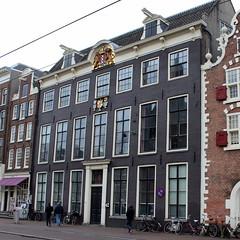 Amsterdam. Along the Singel gracht (Davydutchy) Tags: holland netherlands amsterdam canal capital hauptstadt nederland paysbas niederlande gracht hoofdstad