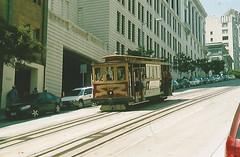 MUNI #52 (trainphotoz) Tags: sanfrancisco muni cablecar californiacar californialine