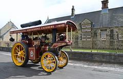 Endeavour (Colin McLurg) Tags: uk england vintage durham steam beamish steamengine tractionengine endeavour beamishmuseum staem colinmclurg