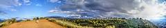Take a walk (Alberto Grau) Tags: sky mountain landscape paisaje panoramic cielo nubes montaa cluds panormica