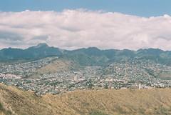 Waialae from Diamondhead (gloveworld_) Tags: film analog 35mm hawaii oahu kodak 35mmfilm portra analogphoto portra400 diamondheadcrater kodakportra believeinfilm