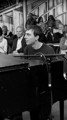 P1310767 (Imagine Bill) Tags: birminghamjazz davidferris jazzlines jazzlinestrio