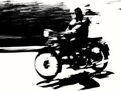 Dynamic vision ! (gpaolini50) Tags: camera bw mono flickr dynamic explore blancoenero