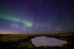_DSC9029 (thomasmeierphotography) Tags: road trip travel sky snow lightpainting mountains nature night stars landscape lights landscapes iceland dance nacht outdoor sony natur astrophotography april fullframe moos northernlights auroraborealis imadeit mylove discover niceview