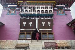 Tengboche Monastery (D A Scott) Tags: nepal camp trek asia lakes glacier monastery khumbu everest base himalayas gokyo icefall tengboche