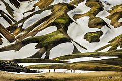 Lammanalaugar II  Iceland (Joseba Grajales) Tags: color iceland islandia nikon nieve montaa nikond750 lammanalaugar