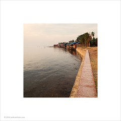 Kep, Cambodia (Ian Bramham) Tags: coast photo fishing cambodia village kep ianbramham