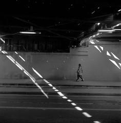 Paris (Etienne Despois) Tags: blackandwhite bw paris rolleiflex blackwhitephotos