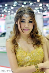 Thailand Motor Expo 2013 (MyRonJeremy) Tags: sexy beautiful pretty expo autoshow exhibition showgirl babes convention hotties cuties motorshow bangkokmotorshow thailandmotorshow