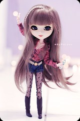 good vibes ( MaL Pink  ) Tags: girl doll dolls girly sandy hipster style pullip nina boneca malupink bymalu