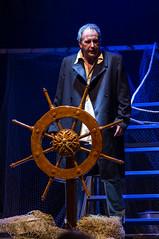 Moby Dick (EMMOBBASTAPER) Tags: show roma teatro barca italia ship ambra mobydick lazio spettacolo theather garbatella
