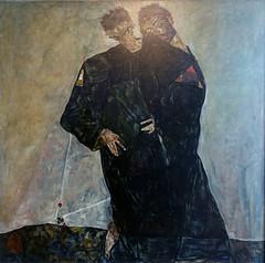 Schiele, Hermits, 1912