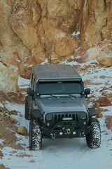 Holcomb Trail, Big Bear CA (PhantomPhan1974 Photography) Tags: mine jeep trails mopar bigbear bigbearlake rubicon lod ohv kchilites holcombtrail 2014rubicon