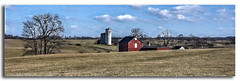 Virginia Hunt Country Farm Sketch... (Roger Photos) Tags: nef