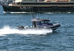 New South Wales Police ... Sydney Harbour (john cowper) Tags: police incident sydneyharbour manlyferry queenscliff policeboat waterpolice nswpolice