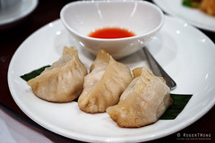 20160124-44-Pork dumplings at Me Wah in Hobart (Roger T Wong) Tags: food lunch chinese australia pork brunch tasmania hobart dumplings iv 2016 sandybay sigma50mmf28exdgmacro sigma50macro mewah metabones smartadapter rogertwong sonya7ii sonyilce7m2 sonyalpha7ii