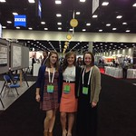 Brooke, Meredith and Kelly, Exhibit Hall