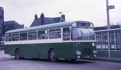 LHL178F (21c101) Tags: 1969 marshall 1967 panther busstation leyland 178 goole selby westriding leylandpanther psur11 lhl178f