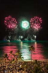 _HDA3838_181818.jpg (There is always more mystery) Tags: beach hawaii hotel waikiki oahu fireworks royalhawaiian