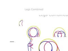 Horse Study - Legs Combined (ijstheedribbble) Tags: inspiration apple design tv graphic screensaver popular dribbble iftt