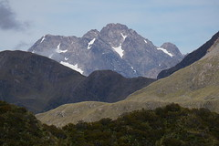 northern aspects of Mt Rolleston (go wild - NZ outside) Tags: park new pass zealand national tramping arthurs