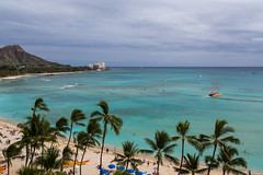 _HDA3722_188786.jpg (There is always more mystery) Tags: beach hawaii hotel waikiki oahu diamondhead royalhawaiian