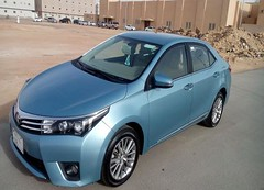 Toyota - Corolla - 2015  (saudi-top-cars) Tags: