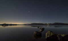 Milarrochy Bay (Bowz999) Tags: snow mountains sunrise landscape scotland glencoe rannochmoor milarrochybay