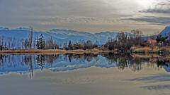 Lac de St Andr - Les Marches - Savoie (D.Goodson) Tags: st alpes lac didier goodson andr marches bonfils