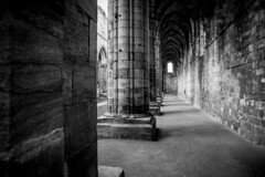 Kirkstall Abbey 5 (Phil Marsden Photography) Tags: blackandwhite abbey leeds kirkstall