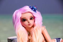 46 (AnnaZu) Tags: ocean sea art beach shop miniature doll head parts tan magnets jewellery fimo fairy clay bjd accessories etsy maldives commission fairyland magon abjd adornment msd octapus pulpy minifee rheia vesnushkahandmade annazu