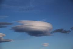 Lenticular clouds (Emily's mind) Tags: sky cloud nuvole cielo lenticular lenticolari