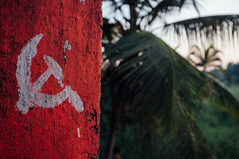 Kerala, a Communist Wonderland (Premshree Pillai) Tags: india kerala communist sabbatical kozhikode indiajan16