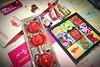 My fanny Valentine (sapphire_rouge) Tags: andywarhol valentine present chocolate gift chocolates saintvalentinesday food foods