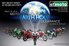 San Francisco Bay Area Motorcycle Earth Hour CLEARANCE SALE!