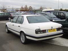 BMW 735i (06-10-1988) (brizeehenri) Tags: bmw 735i tr21dv