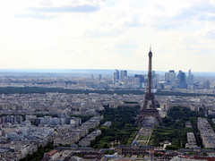 Paris (Nicol_Cuccato) Tags: sky france landscape eifel