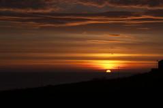 Coming up. (Elidor.) Tags: morning sun sunrise dawn horizon spittal d90 elidor