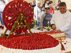 Festa Frawli Mgarr (Lasse MP) Tags: travel festival strawberry strawberries malta mgarr